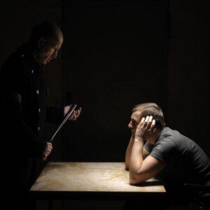 Вызов на допрос (опрос)